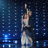 Final de Eurovisión 2010: Chanée and N'evergreen
