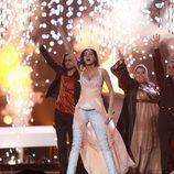 Final de Eurovisión 2010: Eva Rivas