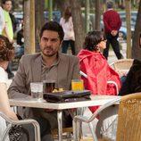 Olimpia junto con Martín y Sandra