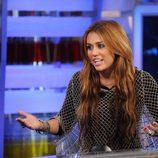 Miley Cyrus regresa de nuevo a 'El hormiguero'