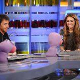 Pablo Motos entrevista a Miley Cyrus