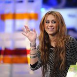 Miley Cyrus se despide de la audiencia