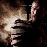 Cartel promocional de 'Spartacus: Blood and Sand'