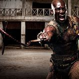 Doctore en 'Spartacus: Sangre y Arena'