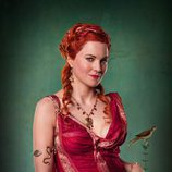 Lucy Lawless en 'Spartacus: Blood and Sand'