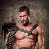 Andy Whitfield en 'Spartacus: Blood and Sand'