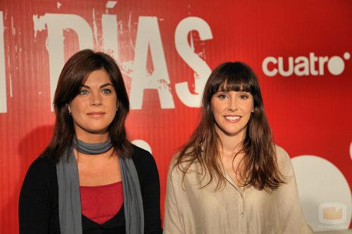 Samanta Villar y Adela Ucar
