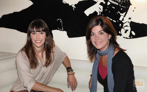 Adela Ucar y Samanta Villar