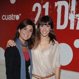Adela Ucar y Samanta Villar en '21 días'