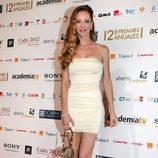 Paula Vázquez en los Premios ATV 2010