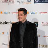 Jorge Sanz en los Premios ATV 2010