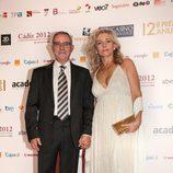 José Ángel de la Casa en los Premios ATV