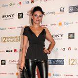 Ana Arias en los Premios ATV