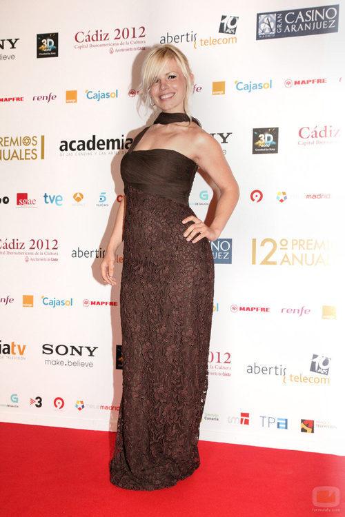 Lluvia Rojo en los Premios ATV