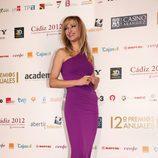 Susanna Griso en los Premios ATV