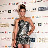 Adriana Ugarte en los Premios ATV 2010