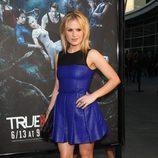 Anna Paquin en el estreno de 'True Blood'