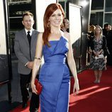 Carrie Preston en el estreno de 'True Blood'