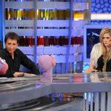 Kesha en 'El hormiguero' con Trancas y Barrancas