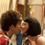 Yoli y Fer se besan en 'Física o Química'