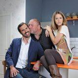 Alberto, Jota y Bea