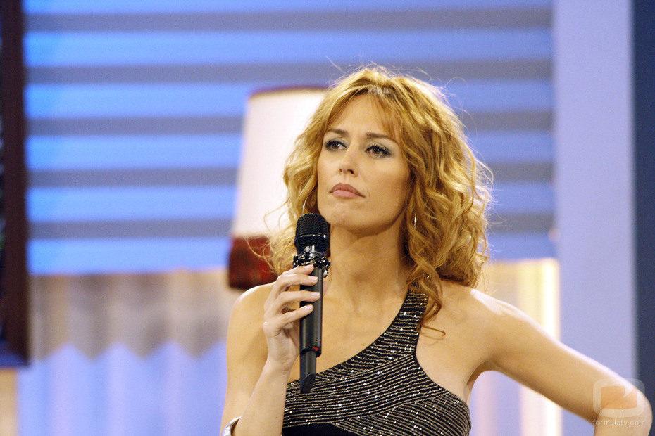 Emma García en 'Mujeres y hombres y viceversa'