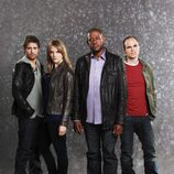 El elenco de 'Criminal Minds: Suspect behavior'
