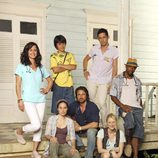 Elenco de 'Off the map'
