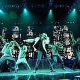 Coreografía de Michael Jackson