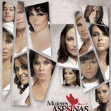 Cartel promocional de 'Mujeres asesinas'