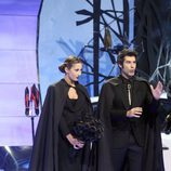 Jorge Fernández, en el especial vampírico de 'La ruleta de la suerte'