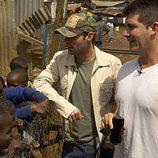 Ryan Seacrest y Simon Cowell