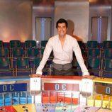 Jorge Fernández y la ruleta del programa
