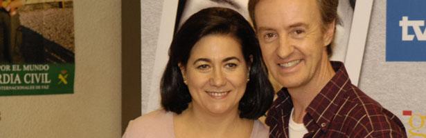 Carlos Hipólito y Luisa Martín