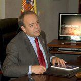 Tito Valverde es Gerardo Castilla en 'El comisario'