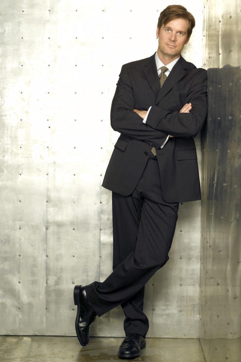 Peter Krause interpreta a Nick George en 'Dirty Sexy Money'