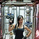 Paula Prendes es Lara Croft