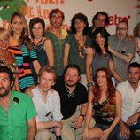 'La isla de los nominados' en Cuatro