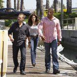 Callen, Kensi y Sam de 'NCIS: Los Ángeles'