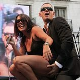 Lorena Castell y Nacho Vidal en el Orgullo Gay 2010