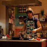 Berto, hecho un cocinitas