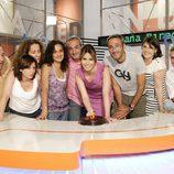 El equipo de 'España Directo'