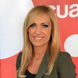 Luján Argüelles es la presentadora de 'Dame una pista'