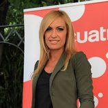 Luján Argüelles promociona su programa 'Dame una pista'