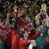 España, Campeona del Mundo 2010