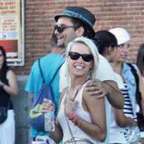 Nito y Mery en los castings de 'Fama Revolution'