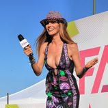 Paula Vázquez presenta 'Fama Revolution'