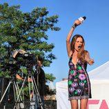 Paula Vázquez bromea en el casting de 'Fama Revolution'