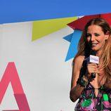 Paula Vázquez, en los castings de 'Fama Revolution'