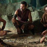 Viriato y su grupo de rebeldes
